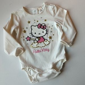 Hello Kitty Baby Girl Onesie * Size 9-12M